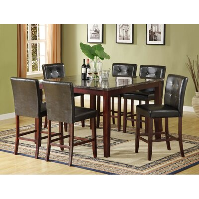 Linon Chelsea 3 Piece Dining Set Amp Reviews Wayfair