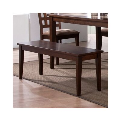 Urban Styles Montecito Wood Kitchen Bench
