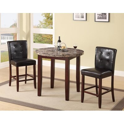 Urban Styles Quest Pub Table Set