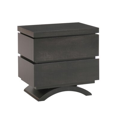 Capretti Design Milano 2 Drawer Nightstand
