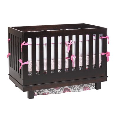 Capretti Design Liscio 3-in-1 Convertible Crib