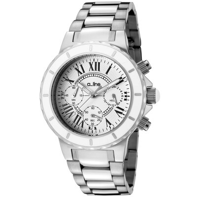Women's Marina Chronograph Round Watch