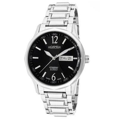 Men's Stingray III Round Watch