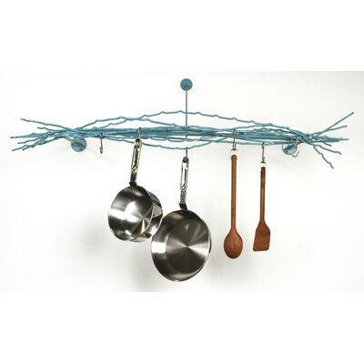 Merkled Studio Wall Mounted Pot Rack