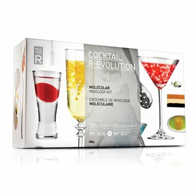 Molecule-R R-Evolution Cocktail Set