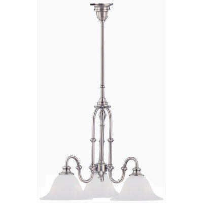 Cortland 3 Light Chandelier