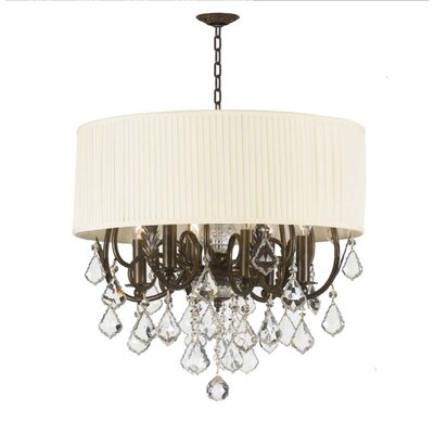 Crystorama Regis 6 Light Chandelier