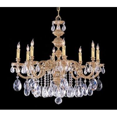 Oxford 8 Light Chandelier