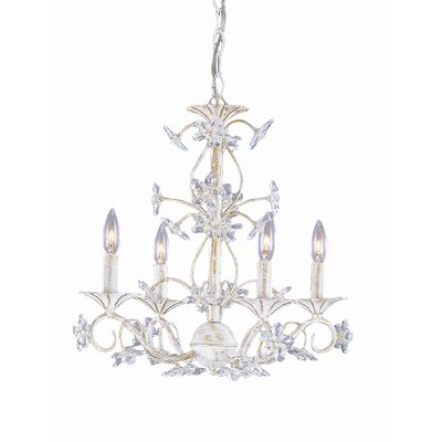 Abbie 4 Light Candle Chandelier