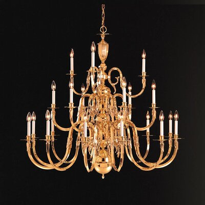 Crystorama Williamsburg 40W Chandelier