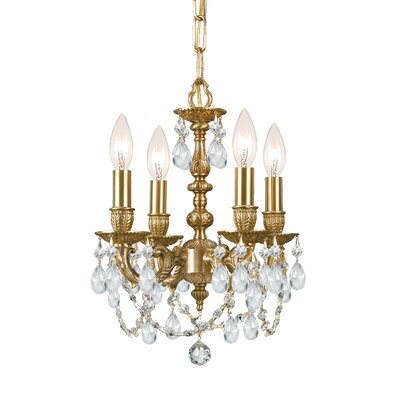 Mirabella 4 Light Mini Chandelier