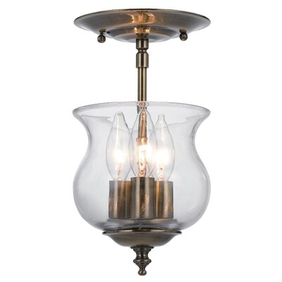 Crystorama Hot Deal 2 Light Chandelier