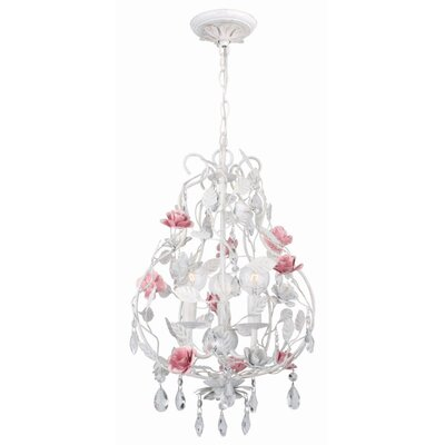Lola 3 Light Chandelier