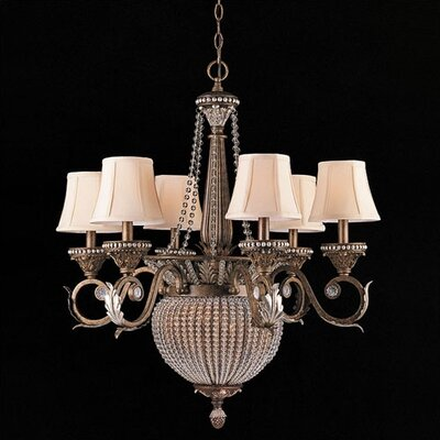 Roosevelt 8 Light Chandelier