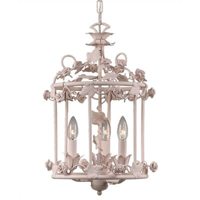 Morgan 3 Light Hanging Lantern
