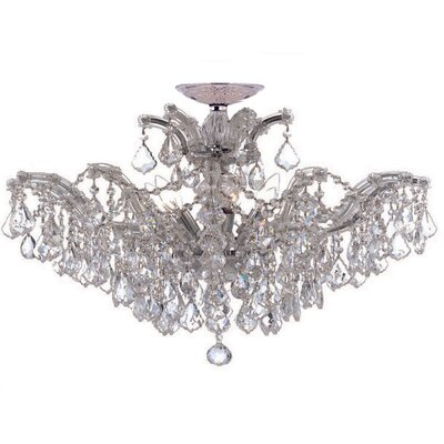 Crystorama Maria Theresa 6 Light Chandelier