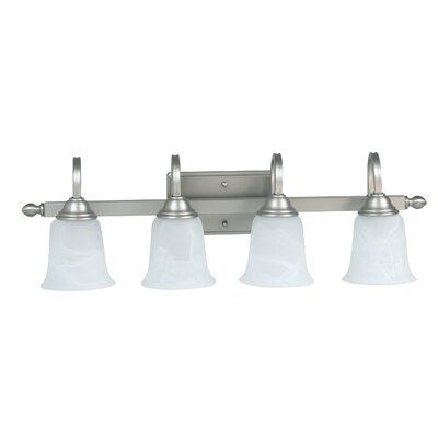Jeremiah Madison 4 Light Bath Vanity Light