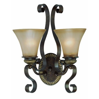 Jeremiah Kingsley 2 Light Wall Sconce