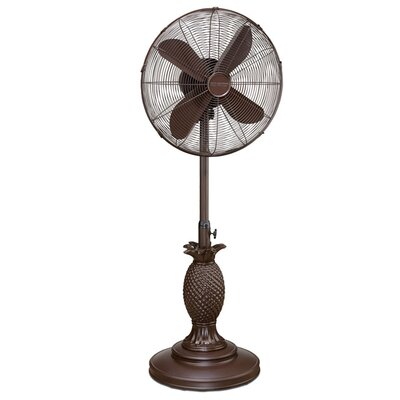 Deco Breeze Oscillating Pedestal Fan