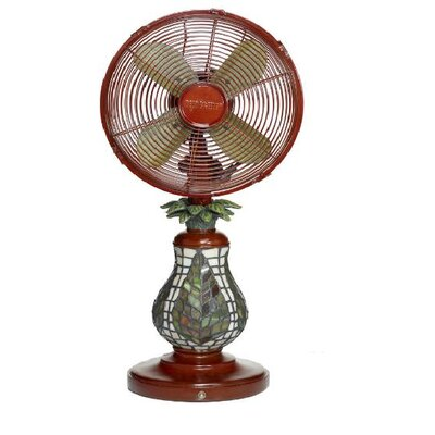 Ferns Table Top Fan