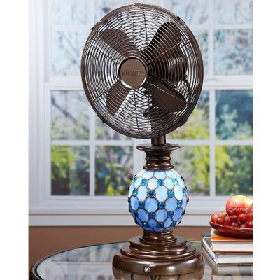 Azure Table Top Fan