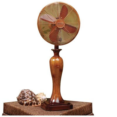 Deco Breeze Sambuca Decorative Table Top Fan