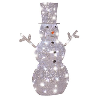 <strong>Gemmy Industries</strong> Starry Night LED Lighted Snowman