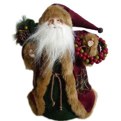 William Ho Company Santa Tree Topper