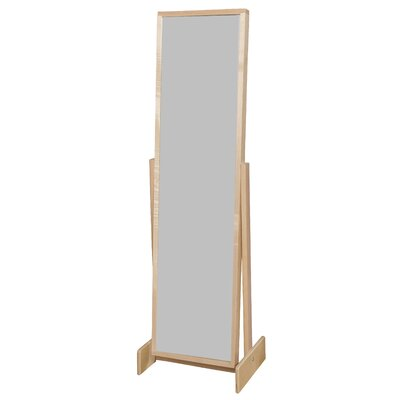 "Wood Designs 49"" H x 13"" W Tilt Mirror"