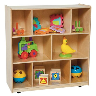 Wood Designs Center Storage Unit