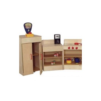 Wood Designs Healthy Kids Cabinet