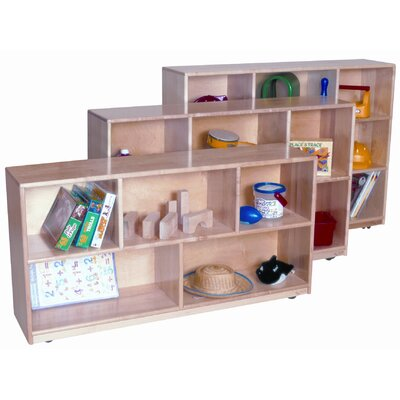 "Wood Designs 24"" Maple Single Storage Unit"