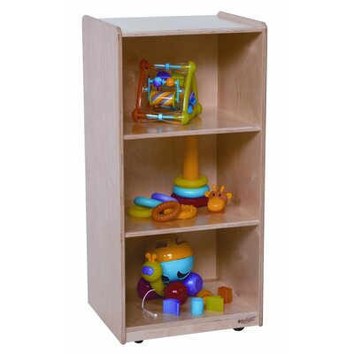 "Wood Designs Mobile Mini 36"" Bookcase"