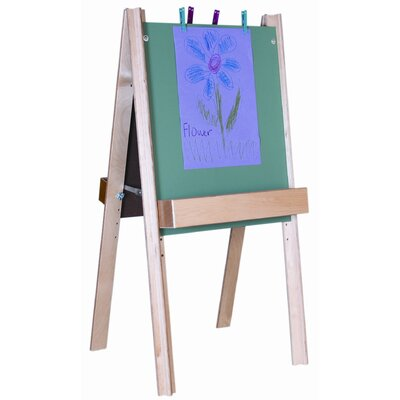 Wood Designs Deluxe Chalkboard Easel