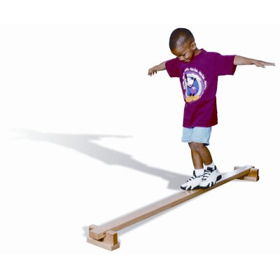 Wood Designs Balance Beam