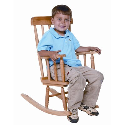 Wood Designs Childrens Rocking Chair  AllModern