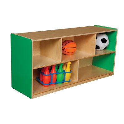 "Wood Designs 24"" Mobile Single Storage Unit"