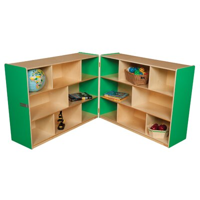 "Wood Designs 36"" Folding Storage Unit"