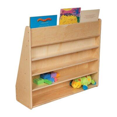 Wood Designs Book Display Stand