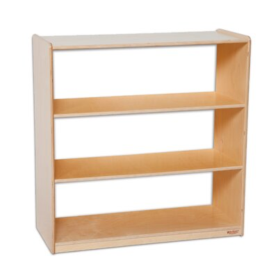 "Wood Designs Natural Environment 36"" Bookshelf"