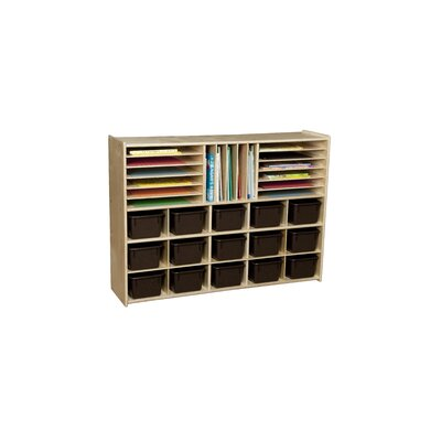 Wood Designs Contender Multi Use Storage Unit