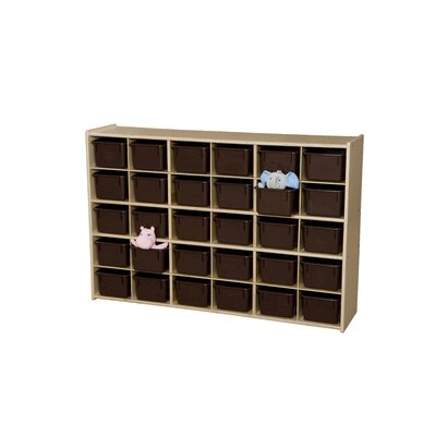 Wood Designs Contender Baltic Single Storage Unit