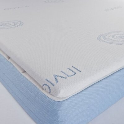 "Invigo Invigo Fresh 2"" Latex Mattress Topper"