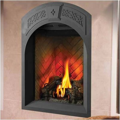 Napoleon Park Avenue Top Direct Vent Gas Fireplace