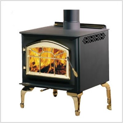 EPA 1,500 Sq. Ft. Wood Burning Stove
