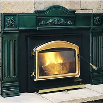 Napoleon Deluxe EPA Wood Burning Fireplace