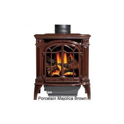 Napoleon Bayfield Direct Vent Cast Iron Gas Stove