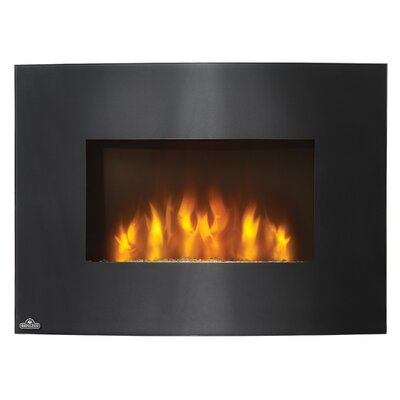 Napoleon Linear Wall Mounted Electric Fireplace