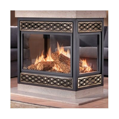 Napoleon Island Natural Vent Gas Fireplace