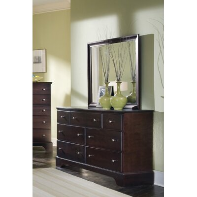 Carolina Furniture Works, Inc. Premier 7 Drawer Dresser